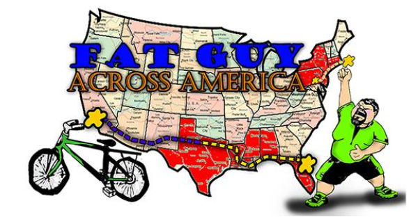 Fat Guy Across America 2017