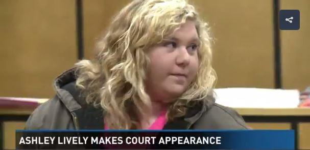 Ashley Lively court