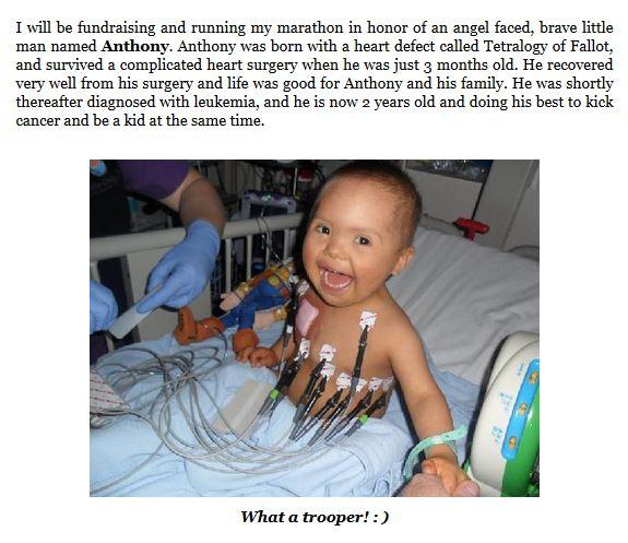 Anthony Strang leukemia