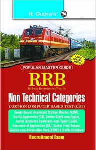 Railway Recruitment Boards RRB 2016 Books