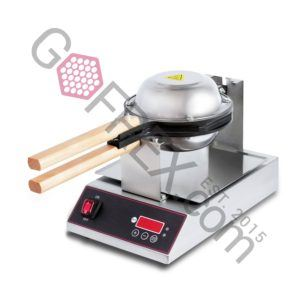 gofrownica bubble x-9 Heating Tube gofrex best bubble waffle maker