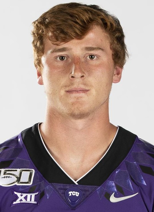 Texas Christian University Football #15 Max Duggan photographed at TCU in Fort Worth, Texas on July 24, 2019. (Photo/Sharon Ellman)    TCU Football Contact Mark Cohen m.cohen@tcu.edu