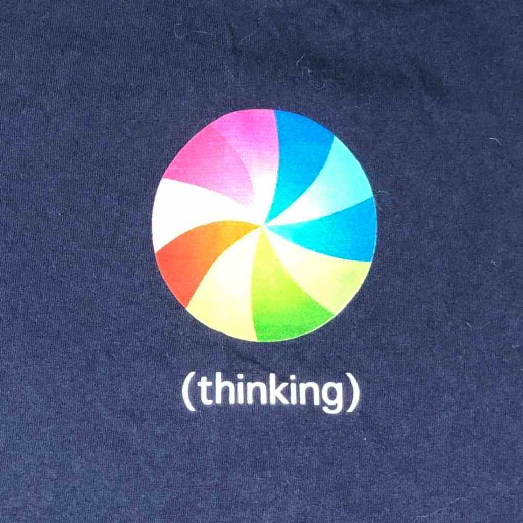 I love all things Mac...even the pinwheel of death mesmerizes me.