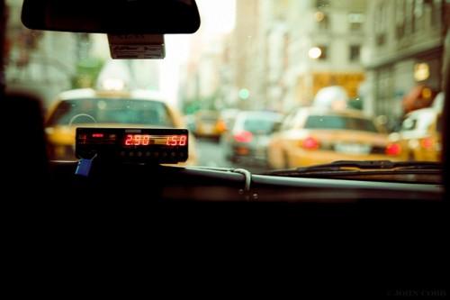旅行で使える中国語表現、タクシー