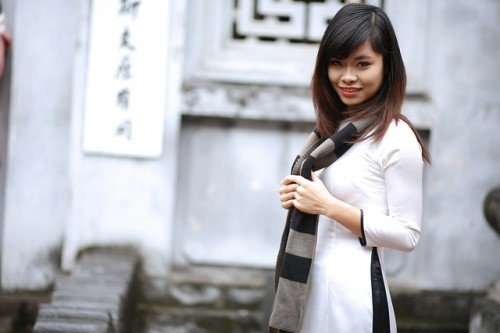 中国語の講師には若くてきれいな女性が多い