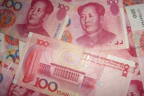 中国大陸からの買い物客