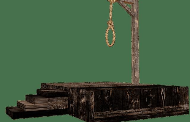 死刑制度についてどう思う?に英語で答える方法-英語で語る死刑存廃論!