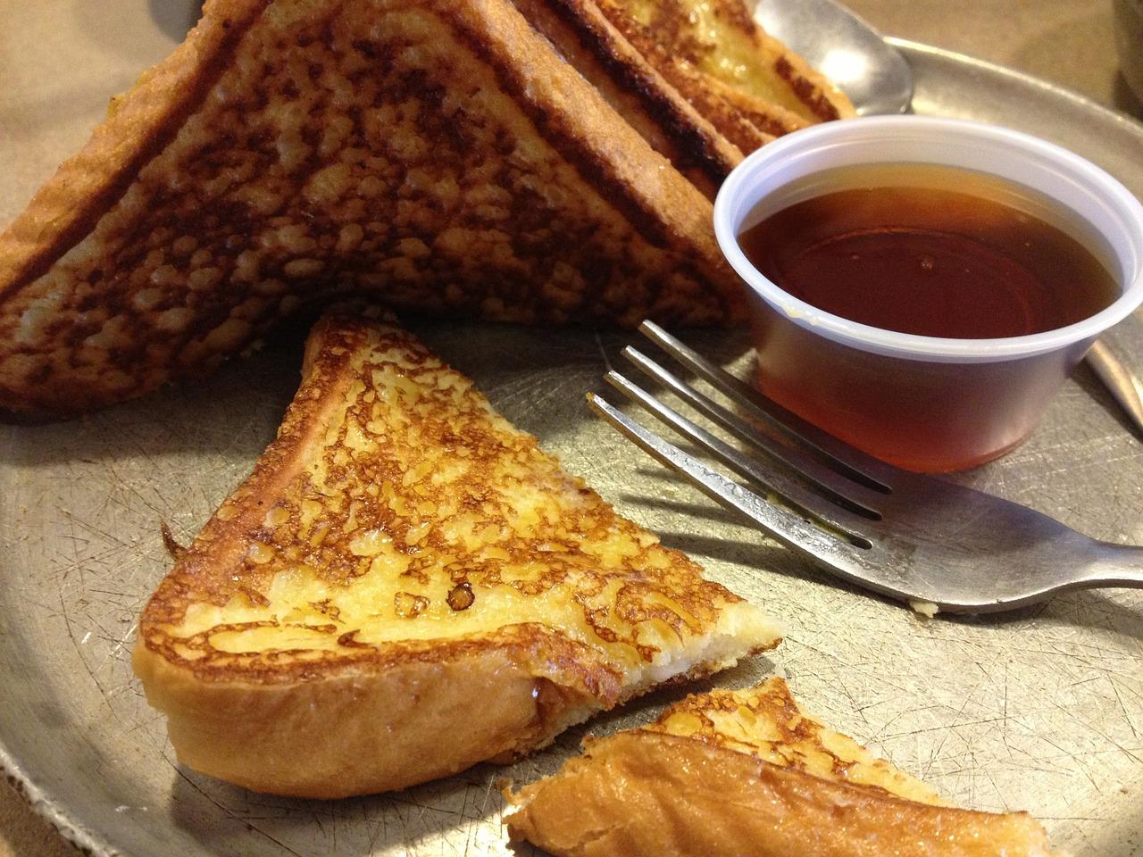 フレンチトーストはフランス語で何という?フランス発祥じゃないって本当?