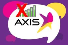 Cara Mengatasi Kehilangan Sinyal Kartu Axis / Data Seluler Tidak Muncul