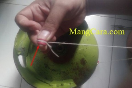 Mengatasi tabung gas ngowos 2