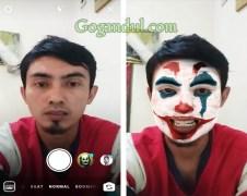 Cara Mengubah Wajah Seperti Joker di Android
