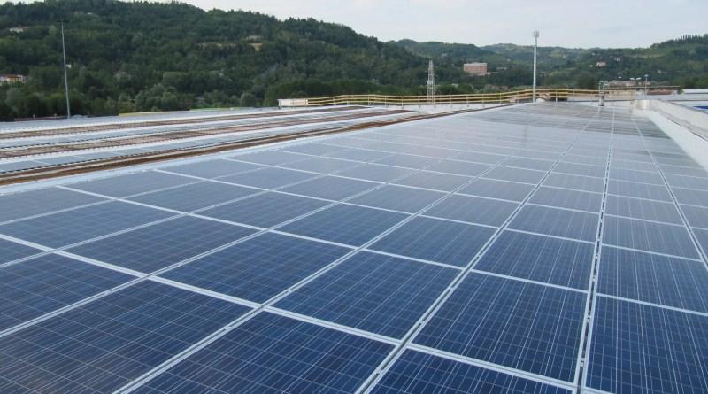 pannelli solari al posto di amianto