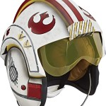 Hasbro Star Wars- The Black Series Casco di Luke Skywalker