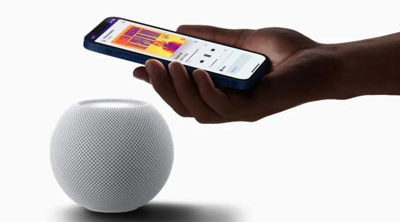 Apple introduce HomePod mini, ma non in Italia
