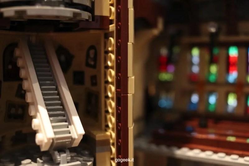 scale castello hogwarts lego