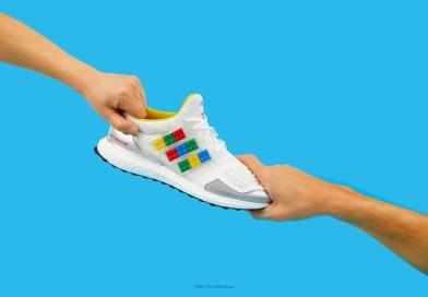 Adidas e LEGO insieme per una nuova collezione di Ultraboost