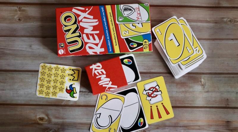 UNO Remix, la nuova versione del gioco con carte personalizzabili