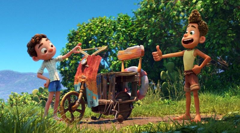 Luca: la recensione del nuovo film d'animazione Pixar
