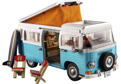 Lego presenta il nuovo set VOLKSWAGEN T2 CAMPER
