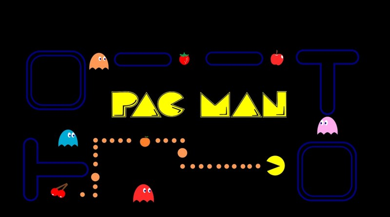 PANINI COMICS presenta l'art-book PAC-MAN: LA NASCITA DI UNA ICONA