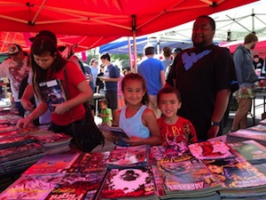 Free Comic Book Day 2015 - Southern California Comics