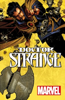 Marvel's Doctor Strange #1 cover