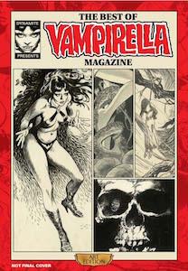 The Best of Vampirella Magazine Art Edition