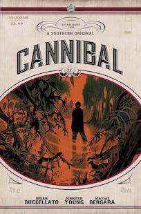 Cannibal - Brian Buccellato