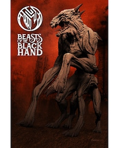 Beasts of the Black Hand - Ominous Press