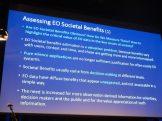 Assessing EO Societal Benefits