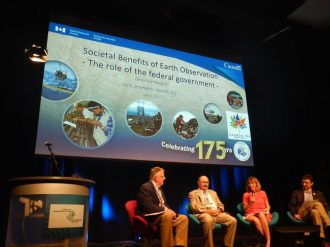 Panel Discussion on Societal Benefits of EO