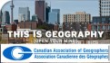Who are The Canadian Association of Geographers (CAG)?
