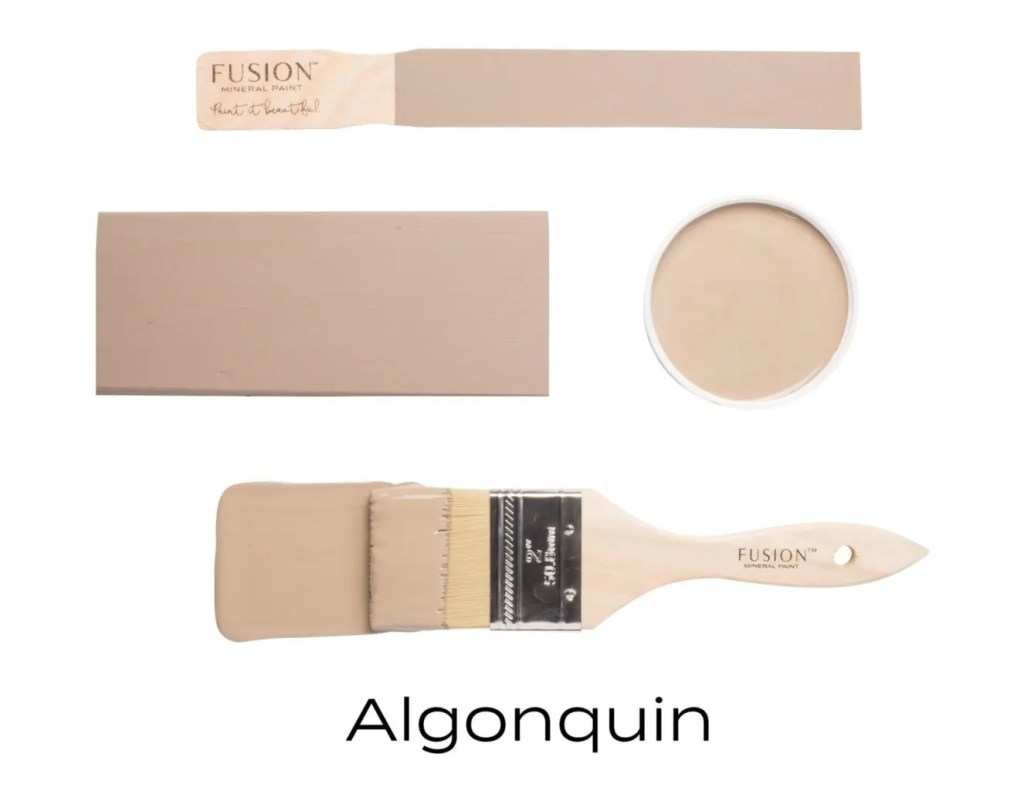 Fusion Mineral Paint Algonquin Fall Colors