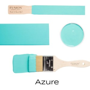 Fusion Mineral Paint Azure
