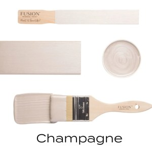 Fusion Mineral Paint Champagne