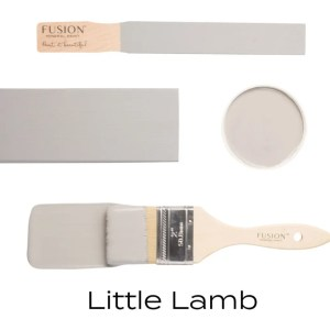 Fusion Mineral Paint Little Lamb