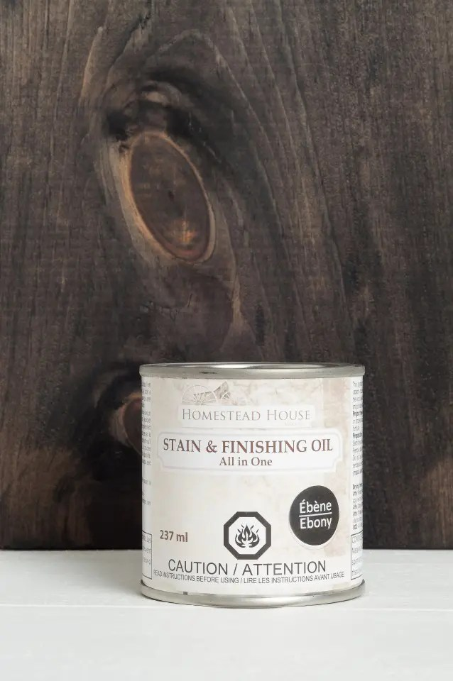 Fusion Mineral Paint Stain and Finishing Oil
