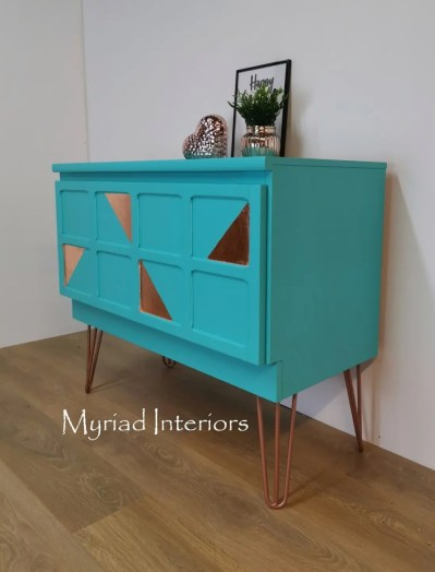 Bold Furniture Colors Fusion Mineral Paint Azure