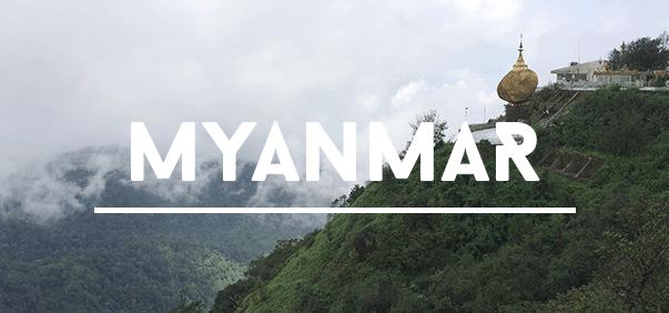 Reisetipps für Myanmar