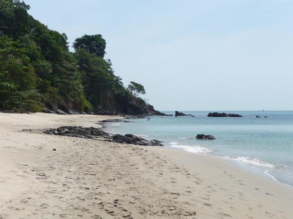 Klong Khong Beach auf Koh Lanta