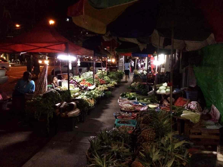 Streetfood Market in Chinatown