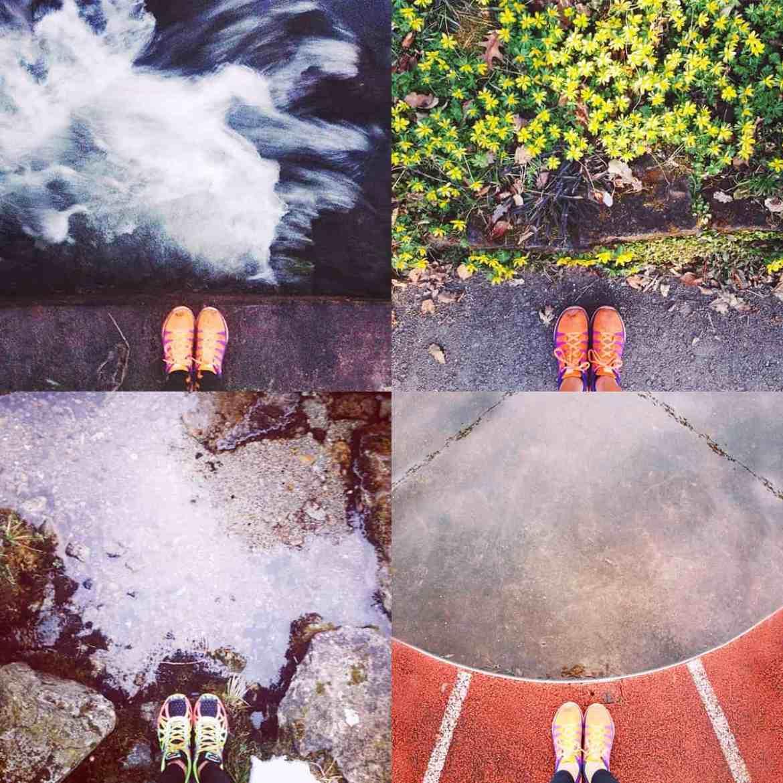 Bester deutscher Instagram Account Laufen von Liz Ke