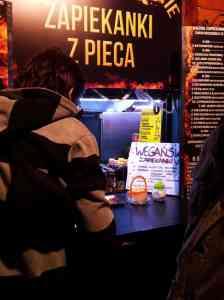 Mitternachtssnack Zapiekanki in Kazimierz