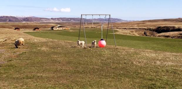 Unterkunft Sireksstadir in Island