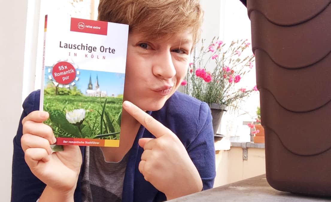 Mein Buchtipp: Lauschige Orte in Köln