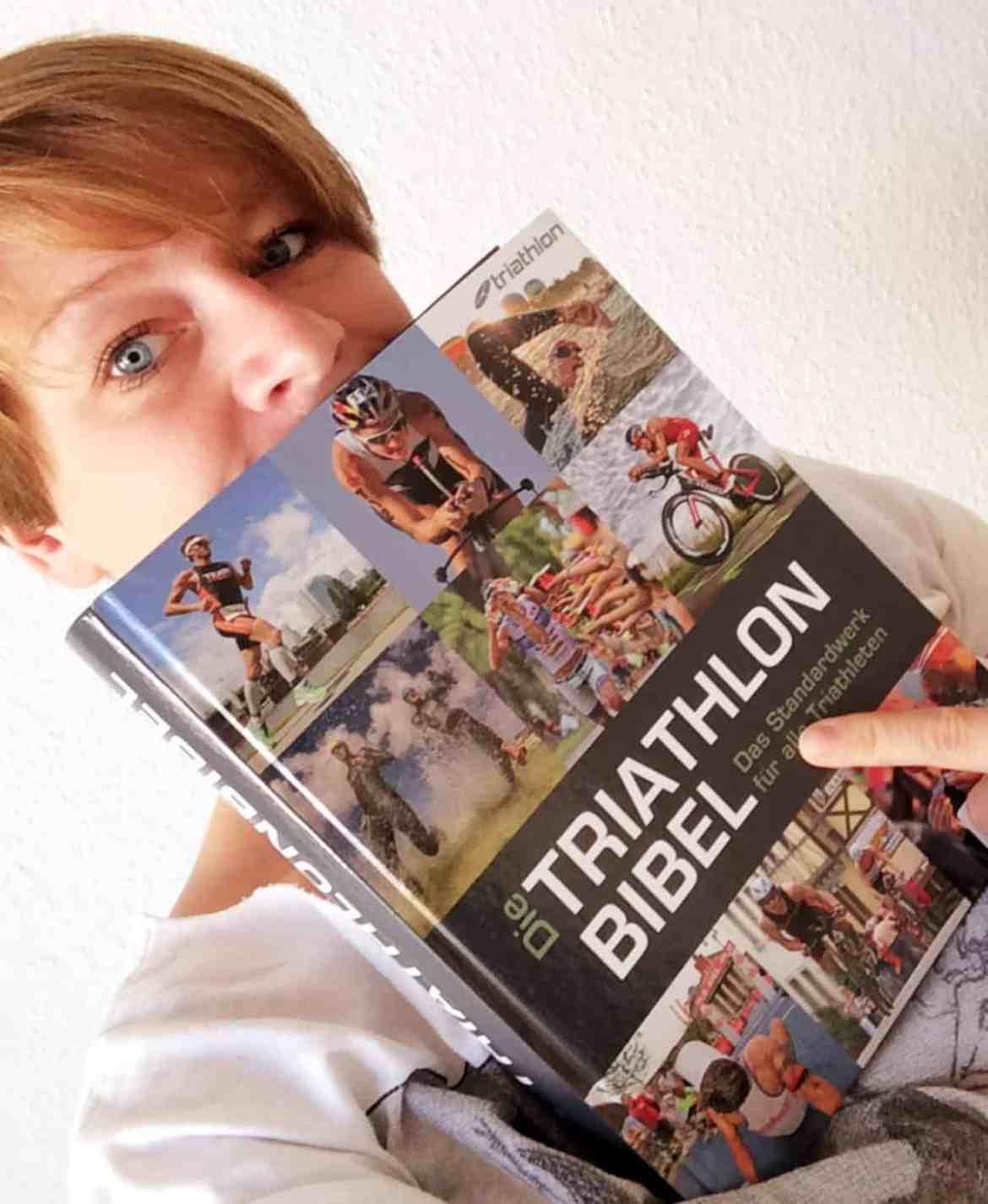 Buchtipp: Die Triathlonbibel