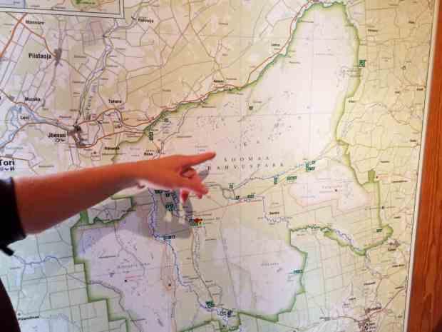 Wandern im Soomaa Nationalpark