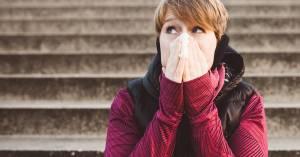 Laufen bei Erkältung?