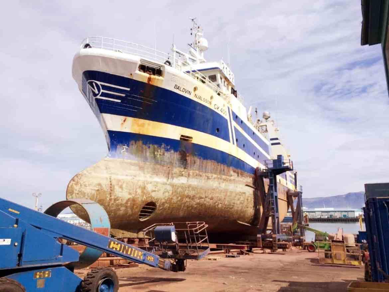 Hafen Reykajvik