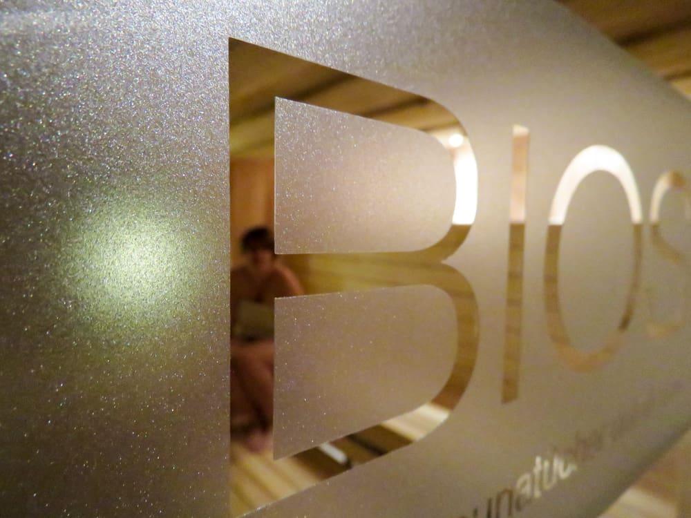 Biosauna im Schmilk'schen Badehaus